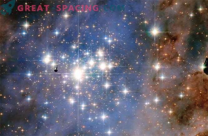 Hubble sah Sterndiamanten