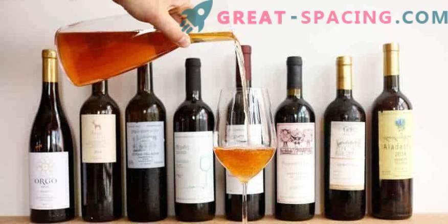 Georgische Weine