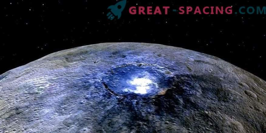 Leben kann auf Ceres existieren