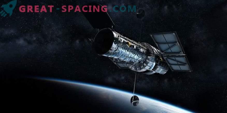 Hubble kehrt nach dreiwöchigem Urlaub zur Arbeit zurück
