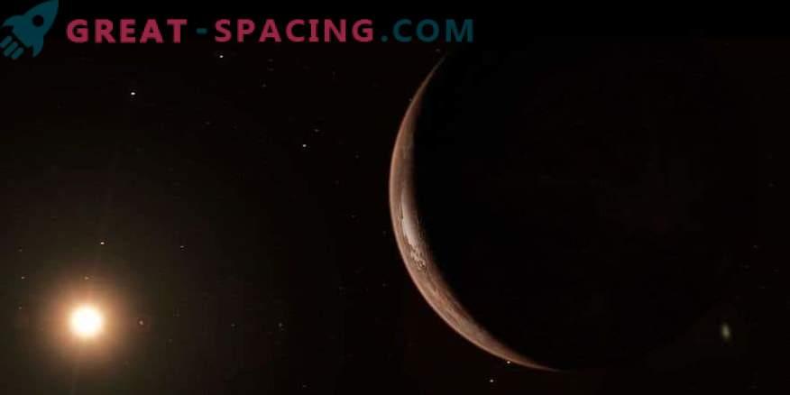 Ice Planet hat die Fähigkeit, außerirdisches Leben zu haben