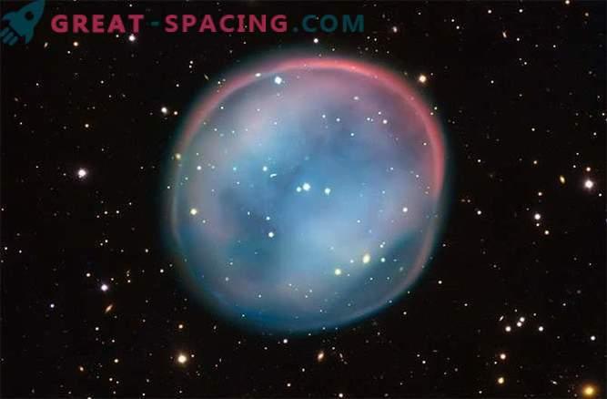 Geisterball - Abschied eines sterbenden Sterns