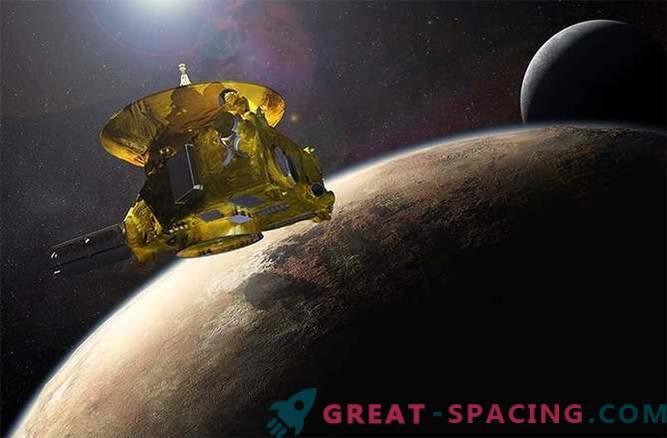 NASA-Raumschiff nähert sich Pluto