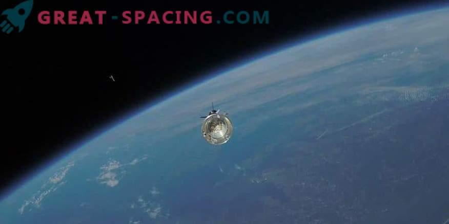 Ein neuer Rekord für den Einsatz eines Test-Marsfallschirms
