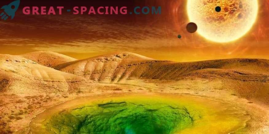 Das neue Projekt der NASA wird sich der Suche nach außerirdischem Leben widmen.