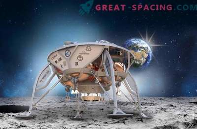 Private Moon-Flugwettbewerbe beginnen sich wirklich zu erwärmen