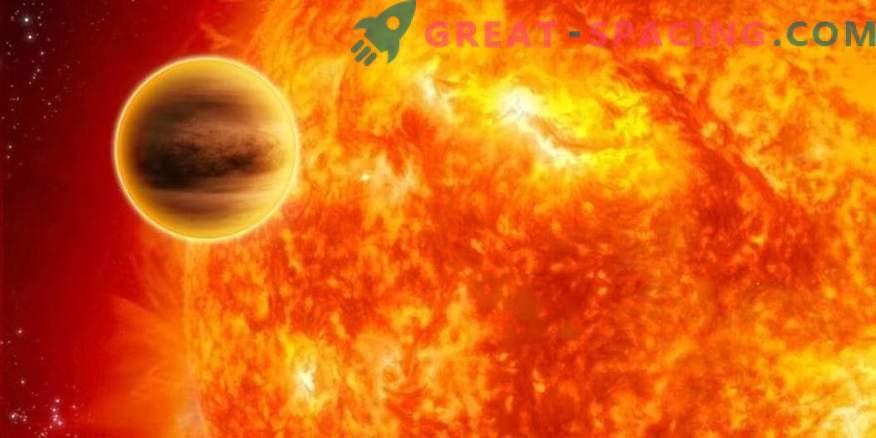 Die Überreste des Planeten sind in der Nähe des Todessterns verstreut.