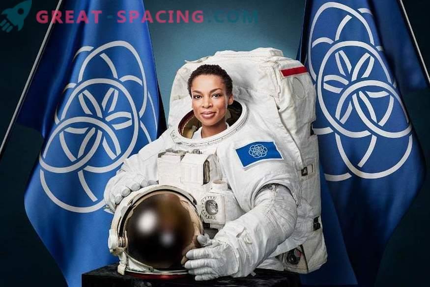 Die neue Flagge der Erde ist viel steiler als jedes Alien