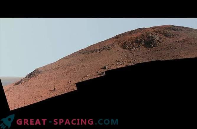 """""""Алпинист"""" Възможност за изкачване на труден марсиански пейзаж"""