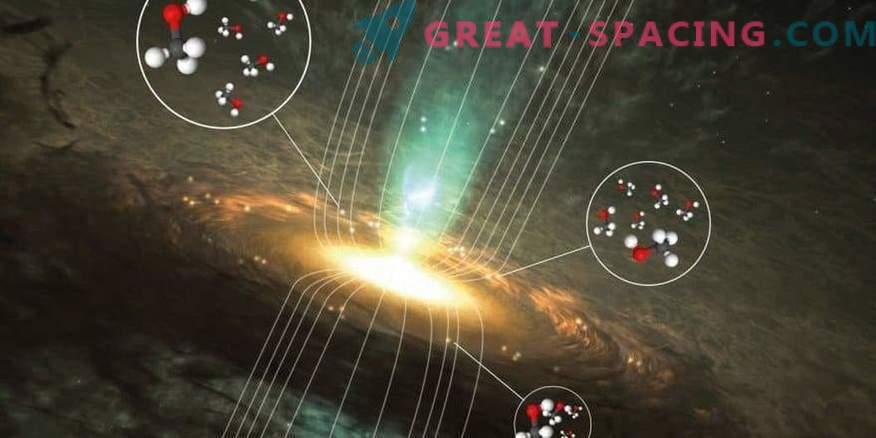 Magnetische Geheimnisse von Methanol