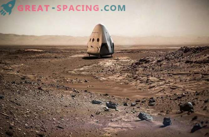 Mask: SpaceX wird