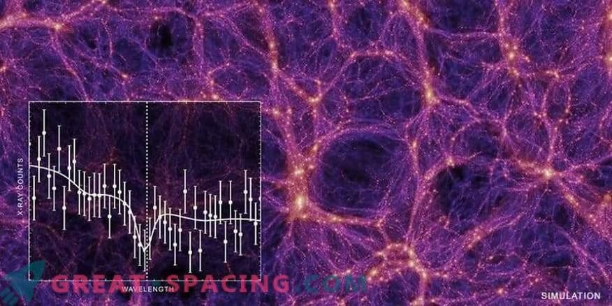 Wo versteckt sich die fehlende Masse des Universums?
