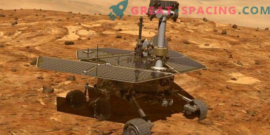 Opportunity Rover hat noch Zeit!