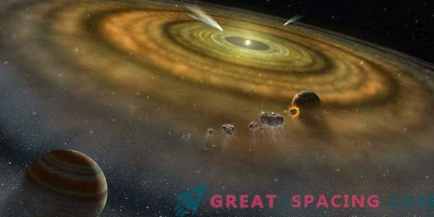 Die Geschichte des mysteriösen Oumuamua