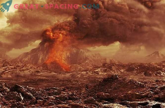 Vulkane auf der Venus können am Leben sein