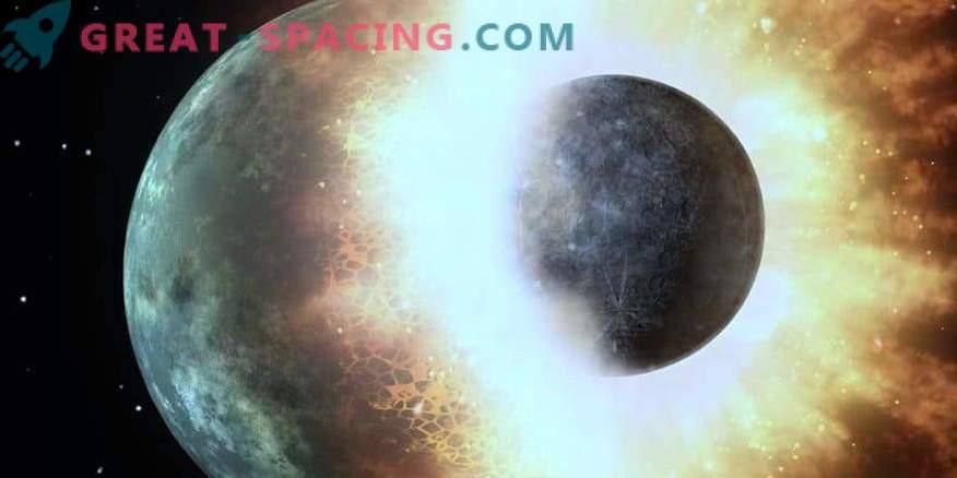Wessen Erde hat das Wasser gestohlen? Showdown im frühen Sonnensystem