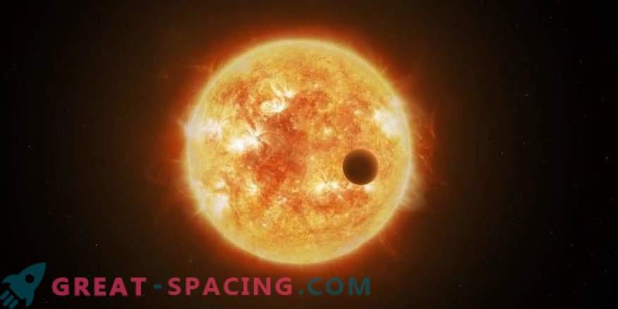 4 neue heiße Jupiter gefunden