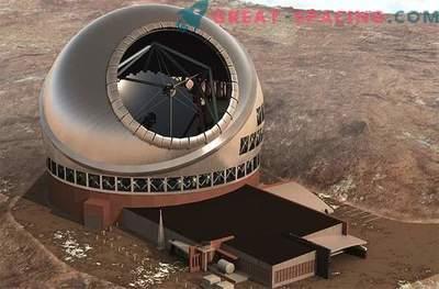 Installation eines Riesenteleskops in Hawaii bleibt in Frage