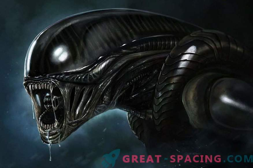 5 der gruseligsten Aliens aus Filmen und Büchern