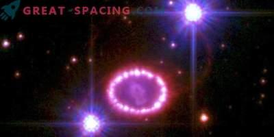 1987A Supernova-Restmagnetfeld
