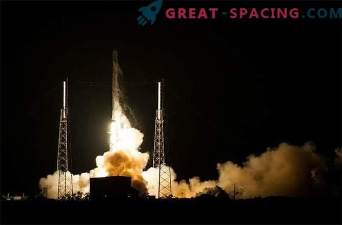 Ändern der Spielregeln: SpaceX startet Militärsatelliten