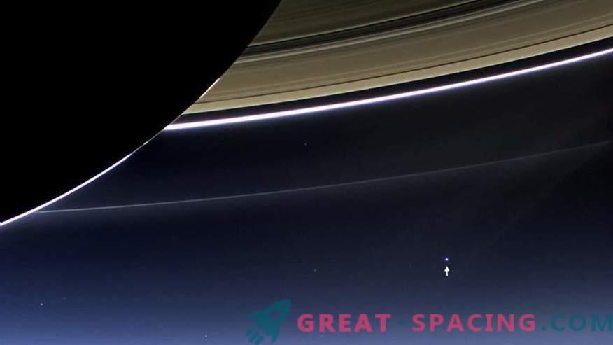 Cassini steht kurz vor dem Abschluss der Mission.