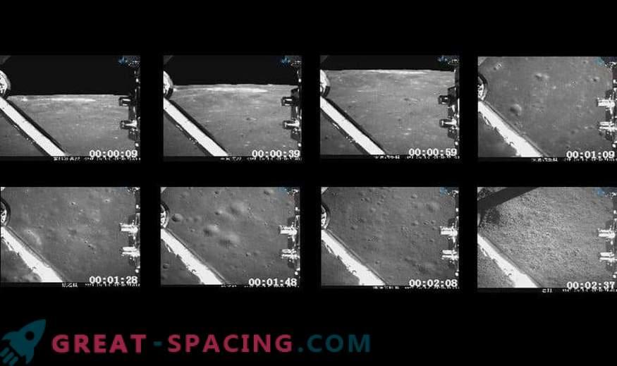 Eliminierung auf der dunklen Seite des Mondes in einem neuen Video