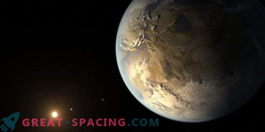 """Neue Hinweise auf die Existenz des terrestrischen """"Zwillings"""""""