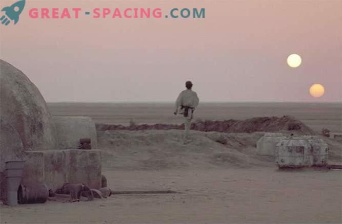 Wie wahr sind die Planeten in Star Wars?
