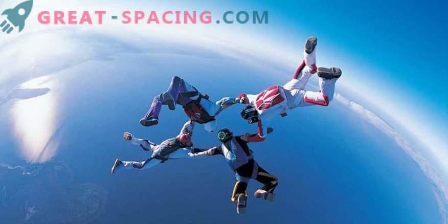 Sport ist eine Garantie für Gesundheit und ein langes Leben.