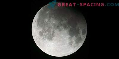 Komet, Mondfinsternis und Schneemond über Nacht!