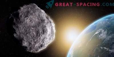 Am 19. April wird ein Asteroid an der Erde vorbeiströmen.