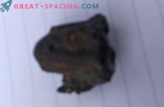 Der Meteorit hat in Indien keinen Menschen getötet