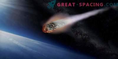 Asteroid wird an der Erde vorbeirasen