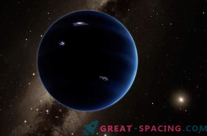 Ist Planet 9 ein entführter Exoplanet?