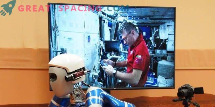 Künstliche Intelligenz auf der ISS