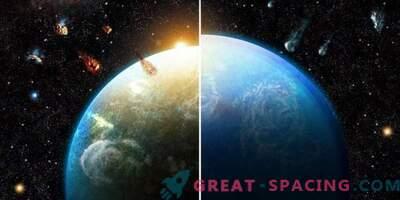 Welche Rolle spielte die Supernova bei der Gestaltung der Bedingungen für das irdische Leben?