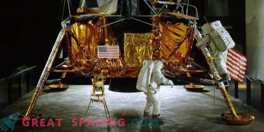 Das Apollo-Programm wird 50 Jahre alt!