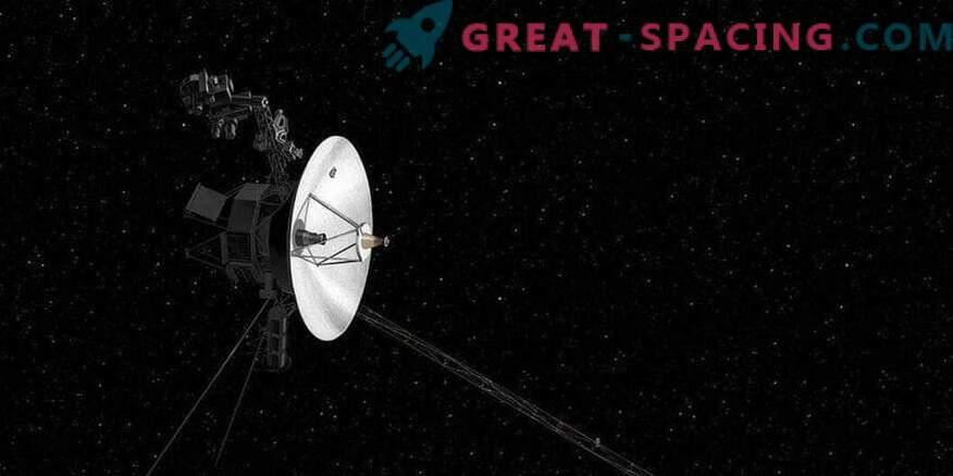 Voyager 2 nähert sich dem Rand des Sonnensystems