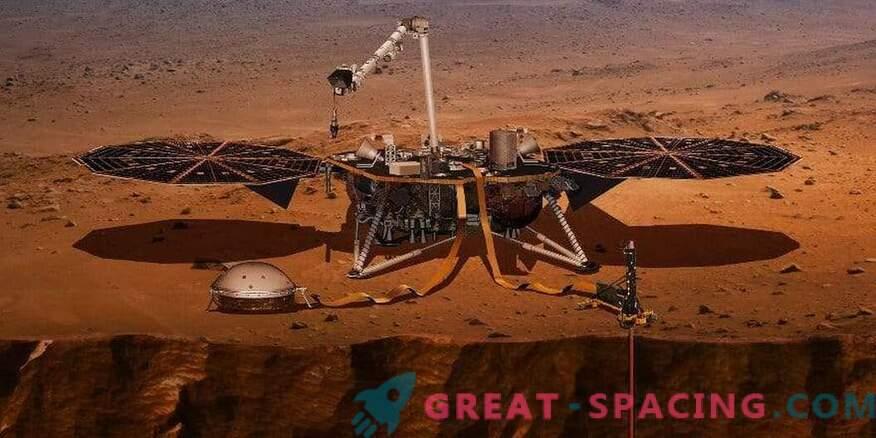 Der Start der InSight-Mission ist für den 5. Mai geplant.