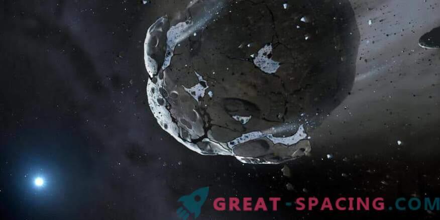Ausbeutung von Asteroiden! Warum die kosmischen Felsen näher an die Erde schieben?