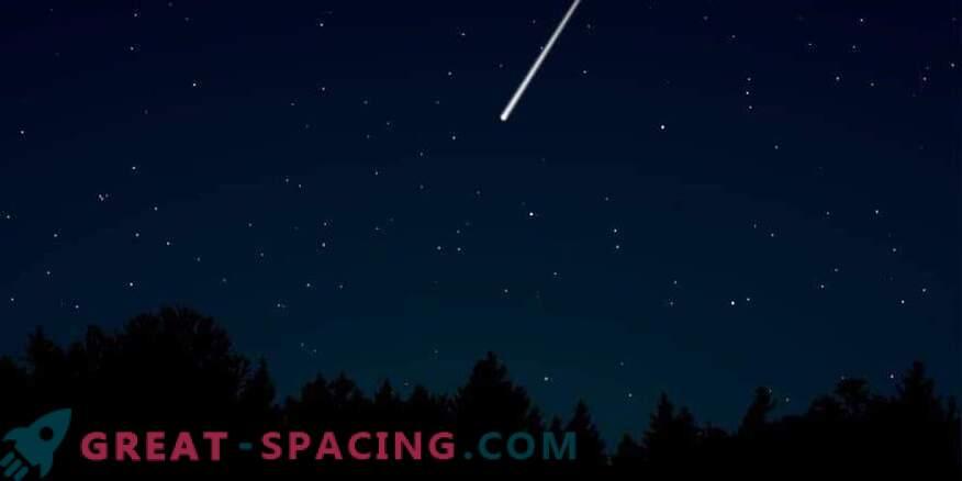 Warum erreichen Meteoriten nicht die Erdoberfläche?
