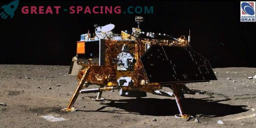 China bereitet sich erneut auf die Mondmission vor, um eine Probe zu entnehmen.