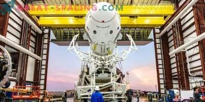 Grünes Licht für den Test von Raumfahrzeugen der SpaceX-Crew