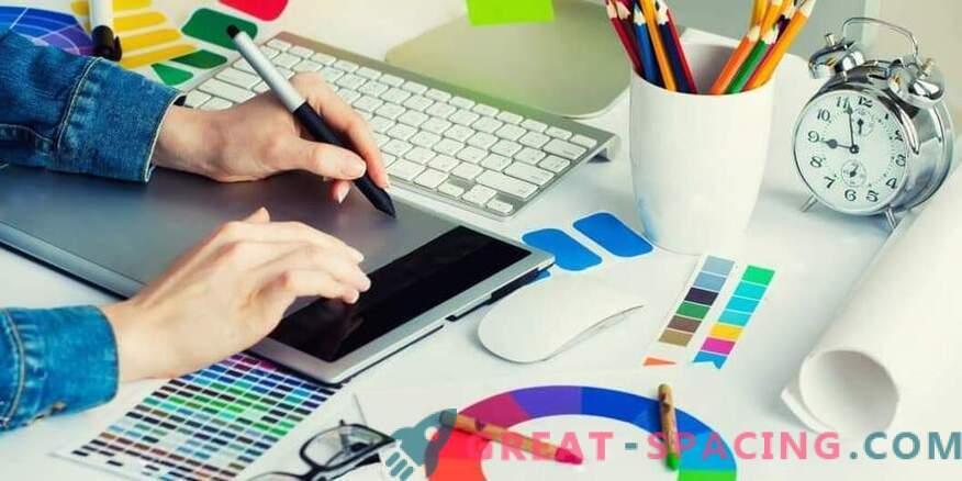 Grafikdesigner ist ein profitabler Beruf des 21. Jahrhunderts.