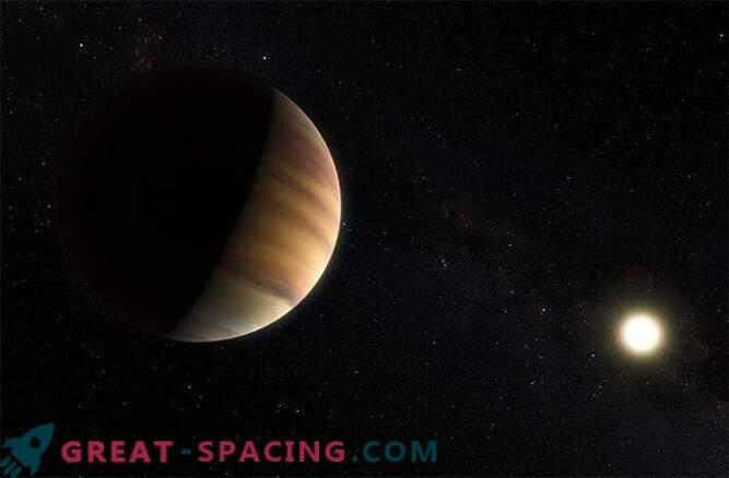 Exoplaneten wurden zuerst aufgrund des von ihnen reflektierten Lichts entdeckt.